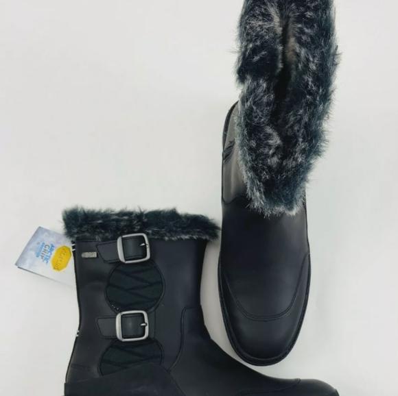 Boot Merrell Womens Tremblant Ezra Zip Waterproof Ice